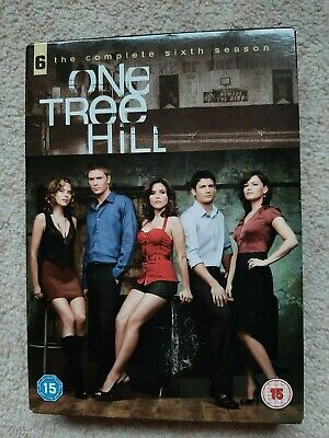 One Tree Hill - Series 6 - Complete (DVD, 2009, 7-Disc Set) • 3.50£
