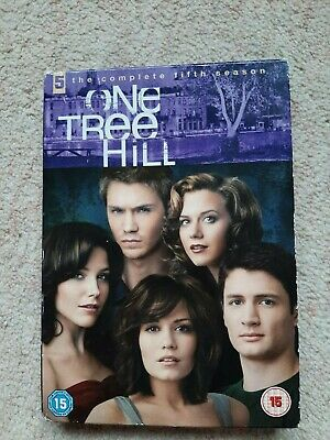 One Tree Hill - Series 5 - Complete (DVD, 2008, 5-Disc Set) • 3.50£