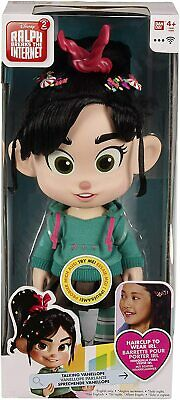 Disney Wreck It Ralph Talking Vanellope Toy 36885 - Brand New Boxed • 14.99£