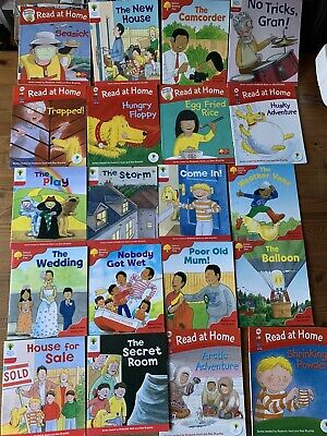 Oxford Reading Tree Stage 4  - 20 Books Bundle Collection Set MINT • 24.76£