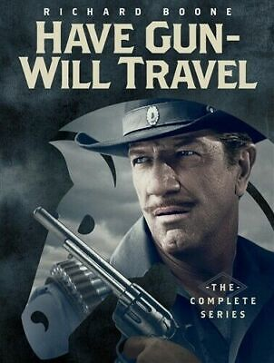 $49.95 • Buy Have Gun Will Travel: The Complete Series 35 DVDs Boxed Set, Brand New /Sealed