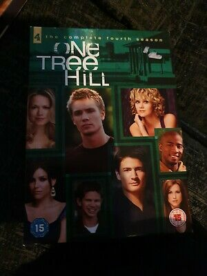 One Tree Hill: The Complete Fourth Season DVD (2008) James Lafferty Cert 15 6 • 1.80£