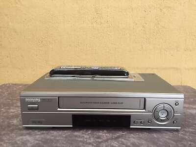 AU79.50 • Buy Serviced Philips VR-402 Video Recorder Player REMOTE VCR