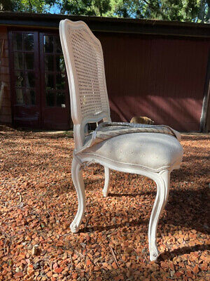 AU99 • Buy Imitation French Provincial Chairs X 4. Almost New.