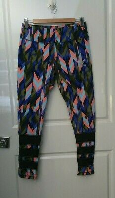 AU15 • Buy Ladies ADIDAS Leggings Activewear Yoga Gym Pants. Size M.  NEW WITHOUT TAGS