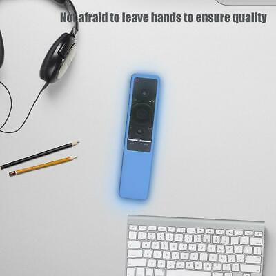 AU5.99 • Buy For Samsung 8K 4K Smart TV Remote Silicone Protective Case T2Q5 M9S8