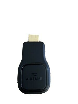 Airtame ATDG1 Wireless HDMI Adapter - Black • 53£