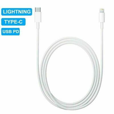 AU7.45 • Buy PD Fast Charging Lightning Charger TypeC Cable Apple IPhone 11 12 Pro Max X IPad