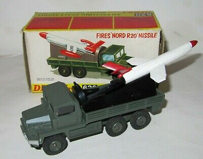 £84.95 • Buy DINKY TOYS - No.620 BERLIET MISSILE LAUNCHER - EXCELLENT EXAMPLE