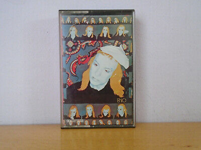 Brian Eno 1974 Taking Tiger Mountain (by Strategy)  Polydor Cassette • 20£