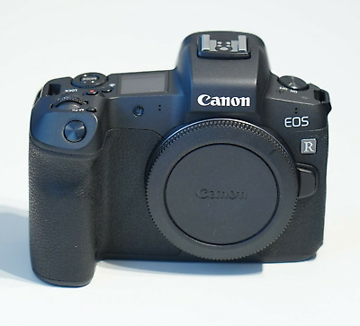 View Details Canon EOS R 30.3 MP Mirrorless Digital Camera - (Body Only) 7k Shutter Count! • 950.00£