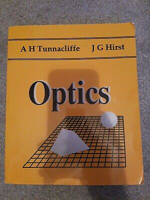 Optics By Tunnacliffe And Hirst Dispensing/ Optometry Text Book ABDO Optician • 25£