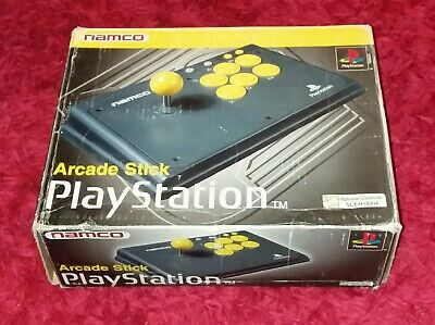 Namco Arcade Stick For Playstation / PS1 / PS One Works On Ps 2 / Playstation 2 • 75£
