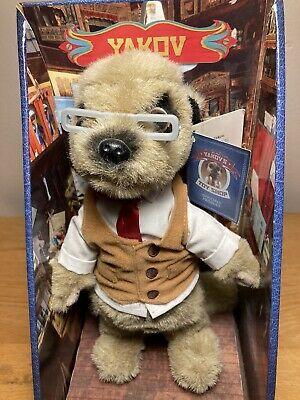 £7.80 • Buy Yakov Compare The Meerkat Toy New In Box With Aleksandr Certificate