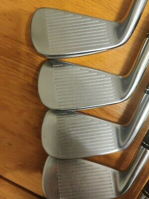 Taylormade P790 Irons 4-pw Dg 105 S300 • 500£