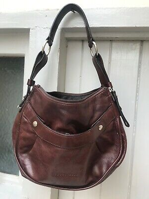 Coccinelle Leather Shoulder Bag • 25£