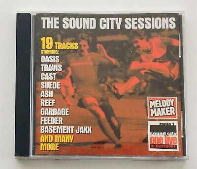 The Sound City Session - 19 Track CD - Various Artists  • 1.45£