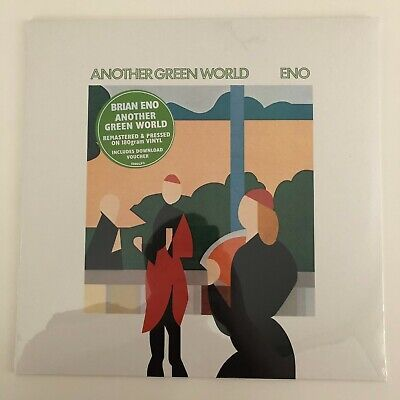 Brian Eno - Another Green World (Remastered) LP 180g Vinyl Record [NEW/SEALED] • 6.51£