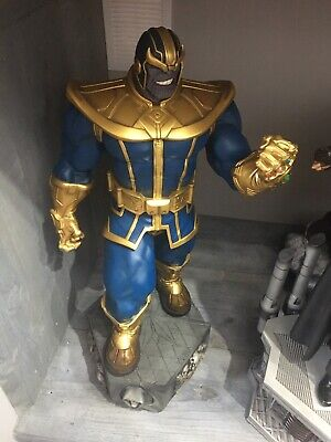 XM Studios Thanos 1/4 Statue With Coin Not Prime, Sideshow, GG, Iron Studios • 635£