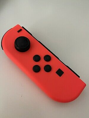 AU160 • Buy Nintendo Joy-Con Controller (Red Pair) + Free Charger Dock & Grip - Brand New