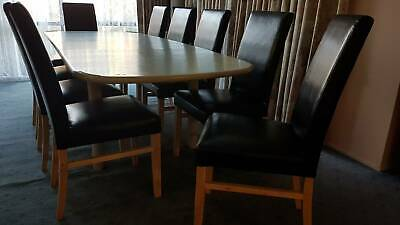 AU295 • Buy 14 Chairs And Free Table - Dining