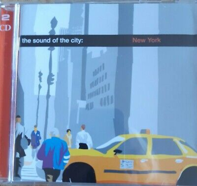 Various Artists - The Sound Of The City: New York • 4.99£