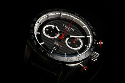 Tissot Automatic PRS 516 Chronograph Watch. RRP £1525 • 1,200£