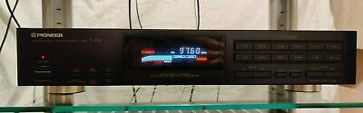 Pioneer F-656 FM/AM Mono/Stereo Digital Synthesiser Tuner. Made In Japan • 20£