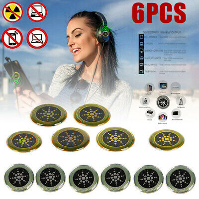 Anti Radiation Protection Sticker EMF Protector Quantum Shield For Cell Phone-UK • 5.59£