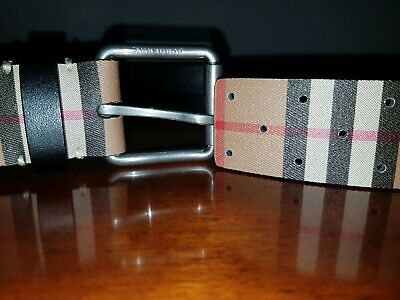 Burberry Mens Belt  Brand New With Tags 38/95 100% Genuine  • 159£