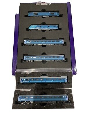 Dapol N Gauge Arriva Trains Wales 67 Mk3 Bookset & Additional Coaches DCC Fitted • 350£