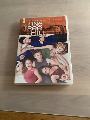 One Tree Hill - Series 1 - Complete (DVD, 2005, 6-Disc Set) Good Cond. • 1.70£