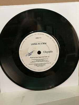 Living In A Box - Room In Your Heart - 1989 Chrysalis PROMO Single • 1.99£