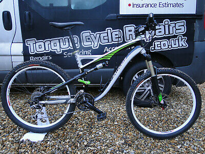 View Details Specialized Camber Elite FSR Mountain Bike Medium - Fully Serviced • 600.00£