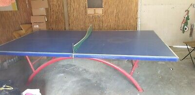 AU15 • Buy Outdoor Ping Pong Table Tennis - Heavy Duty Work Bench