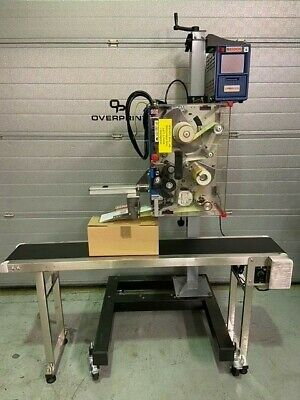 Label Applicator, Eidos Printess 4e, Print And Apply Labelling Machine. NOW SOLD • 4,995£