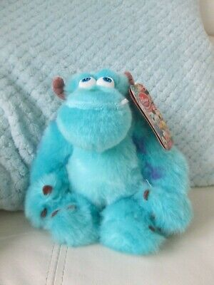 Sully. Monsters Inc, Approx 8  Soft Toy. Excellent Condition • 3£