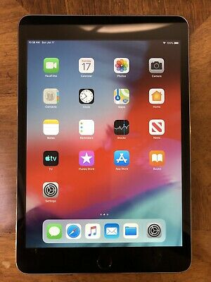 $ CDN214.92 • Buy Apple IPad Mini 3 64GB, Wi-Fi, 7.9in - Space Gray, Touch ID Not Working