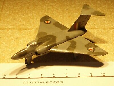 Gloster Javelin Vintage Dinky Die-cast Aircraft With Box  (batch 7) • 22£