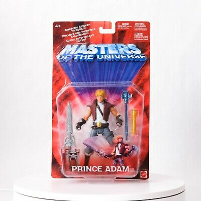 $25 • Buy He-Man Masters Of The Universe MOTU 200X Prince Adam 2002 Mattel