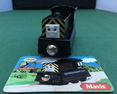 Thomas And Friends Wooden Railway - Mavis The Young Diesel - VGC Used • 9.50£