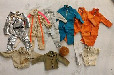 $ CDN1.26 • Buy Vintage Gi Joe Clothes Lot 1964 For 12  Action Figures Hasbro Action Soldier
