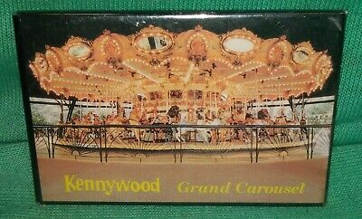 $9.99 • Buy  Kennywood Merry-Go-Round Magnet - Pittsburgh PA