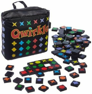 $ CDN25.22 • Buy MindWare Qwirkle Travel Size Strategy And Logic Family Game - Mix, Match, Score