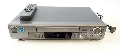 AU135 • Buy Sony Slv-ez11 Vhs Cassette Vcr Player With Remote | Used | Good Conditions