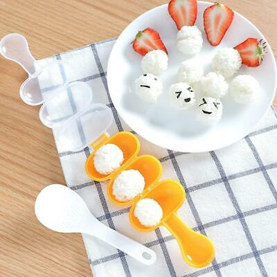 Rice Ball Sushi Ball Making Mold Spoon Kitchen Cooking Utensils HOT • 2.08£