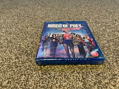 Birds Of Prey And The Fantabulous Emancipation Of One Harley Quinn (Blu-ray) • 4.99£