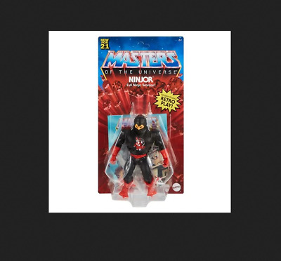 $24.99 • Buy PRESALE: Masters Of The Universe Origins Ninjor