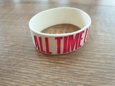 All Time Low Wristband ATL Merchandise  • 2.40£