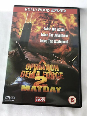 £2 • Buy Operation Delta Force 2: MayDay (DVD) (2002)